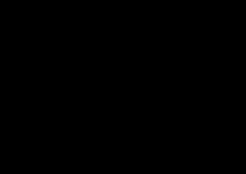 Fertilised egg in fallopian tube