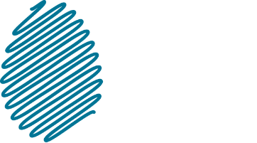 The Duff logo reversed